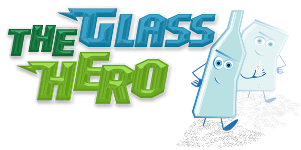 logo the glass hero